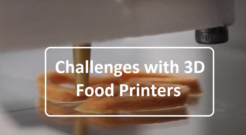 3D Food Printing