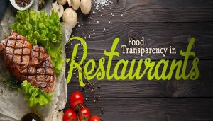 food transparency