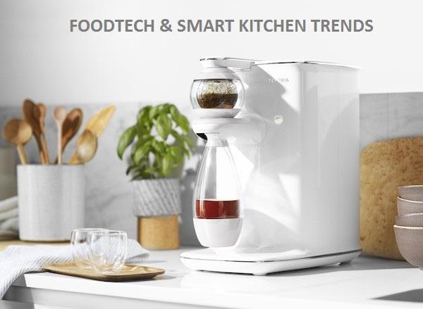 Foodtech & smart kitchen trends